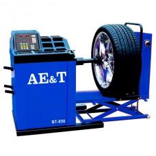 Станок балансировочный AE&T для грузовых а/м до 135кг 10-24