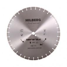 Алмазный диск TD Hilberg Hard Materials Laser d 450 мм (железобетон, керамогранит)