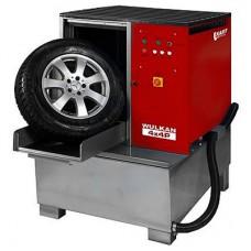 Автоматическая мойка колес гранулами Kart Wulkan 4х4P (красный)