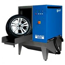 Автоматическая мойка колес гранулами Kart Wulkan 200