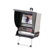 ЖК-видеомонитор с записью DVD Ridgid