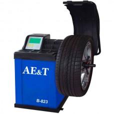 Станок балансировочный AE&T до 65кг 10-24 для литых колес (автоввод 2 парам.)