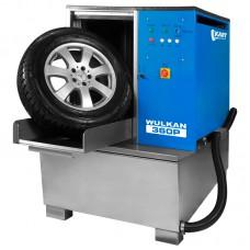 Автоматическая мойка колес гранулами Kart Wulkan 360P