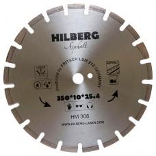 Алмазный диск TD Hilberg Laser-Asphalt 350 мм (асфальт)
