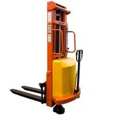 Штабелер гидравлический с электроподъемом Grost HED 15/20 (1500 кг, 2 м)