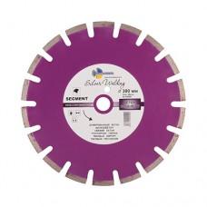 Алмазный диск TD Segment Concrete d 300 мм (железобетон, бетон, высокоармированный бетон)