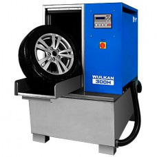 Автоматическая мойка колес гранулами Kart Wulkan 300H с подогревом