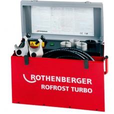 Аппарат для заморозки труб Rothenberger Rofrost Turbo