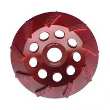 Чашка алмазная Турбо BG/M-SPEED-T d 125 мм