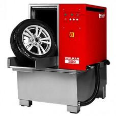 Автоматическая мойка колес гранулами Kart Wulkan 300 (красная)