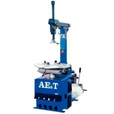 Станок шиномонтажный AE&T автомат 10-24 с наддувом