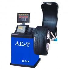 Станок балансировочный AE&T до 65кг 10-24 (автоввод 3 парам.)