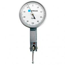Головка измерительная Norgau рычажная - 0,2 мм, ц.д. 0,002 мм (циферблат 30,0 мм)