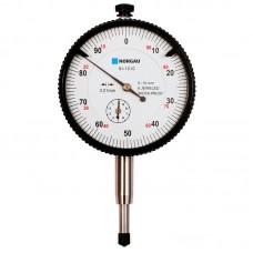 Головка измерительная Norgau часового типа - 10 мм, ц.д. 0,01 мм (ударопрочный корпус)
