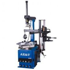 Станок шиномонтажный AE&T автомат 10-24 с правой мультирукой и наддувом