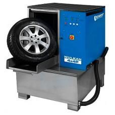 Автоматическая мойка колес гранулами Kart Wulkan 4х4P