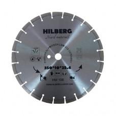 Алмазный диск TD Hilberg Hard Materials Laser d 350 мм (железобетон, керамогранит)