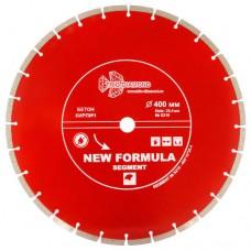 Алмазный диск TD Segment 400 мм (бетон)