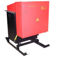 Установка для прогрева бетона (трансформатор для прогрева бетона) КТПТО?80 (Россия)