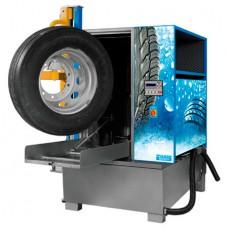 Автоматическая мойка колес гранулами г/а Kart Wulkan 500H