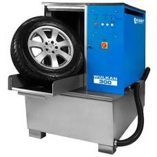 Автоматическая мойка колес гранулами Kart Wulkan 300