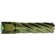 Корончатые сверла Karnasch GOLD-LINE быстрорез (арт. 20.1270U), хвостовик универсальный ?? (19 мм)