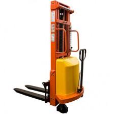 Штабелер гидравлический с электроподъемом Grost HED 10/16 (1000 кг, 1,6 м)