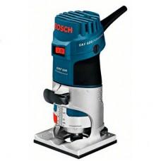 Фрезер кромочный Bosch GKF600 в L-Boxx