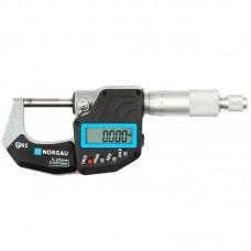 Микрометр цифровой Norgau NMD-2565D - 0-25 мм / 0,001 мм