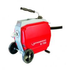 Машина прочистная Rothenberger R750 Сет 2 (72970)
